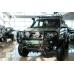 Бампер OJ передний серии Трофи на УАЗ Патриот/Пикап (рестайлинг 2014) с кенгурином