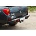 Бампер OJ задний серии Трофи на Mitsubishi L200 IV 2006-