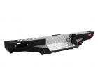 Бампер OJ задний серии Трофи на УАЗ Буханка с возможностью установки лебедки