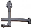 Калитка РИФ в сборе для заднего бампера РИФ L200/NP300/BT50/Ranger