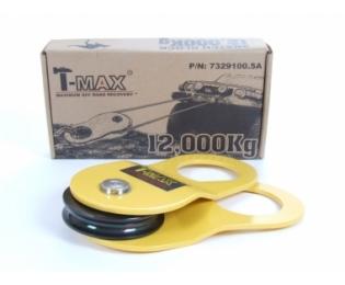 Блок 4 дюйма усиленный T-MAX 12 тонн