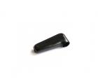 Изолятор из мягкого пластика на клемму силового провода лебедки (черный)