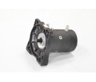 Электромотор в сборе с боковиной для лебедки Стократ HD 12.5 WP