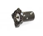 Электромотор в сборе с боковиной для лебедки Стократ HD 9.5 WP24