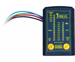 Набор T-Max для подсоединения двух батарей с индикатором заряда