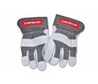 Перчатки кожаные для работы с лебедкой
