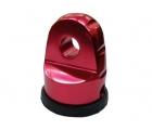 Шакл взамен крюка на трос лебедки (аналог Factor 55 ProLink) Красный