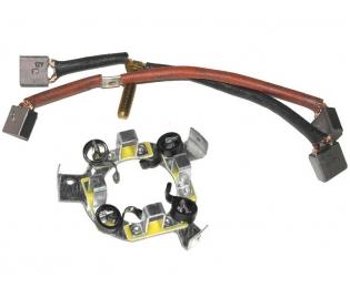 Щеточный узел 6500-12500 (квадратный разъем)