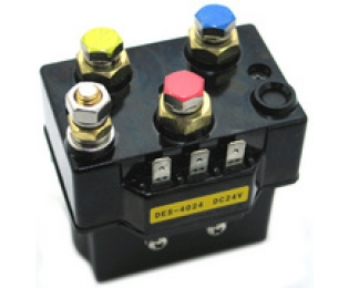 Соленоид-контактор C24V 400А для ComeUp DV-9/12 light/12/15/18/Seal9.5/Seal12.5/Wolf/Rhino