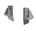 Комплект кронштейнов для установки бампера с лифтом кузова 50мм