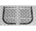 Комплект решёток защитных основных фар (2 шт)