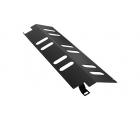Защитный кожух (лист) бампер-рама из 3мм стали под кузов с лифтом 50мм