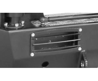 Решётка защитная задних фонарей Hella 2SD 003 184
