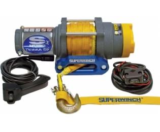 Лебедка Superwinch Terra 25 с синтетическим тросом