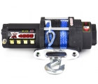Лебедка Master Winch X4000S с синтетическим тросом