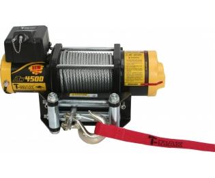 Лебедка  электрическая T-MAX ATW-4500 OFF-ROAD Improved 12В