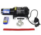 Лебедка Electric Winch 4000 lbs с синтетическим тросом