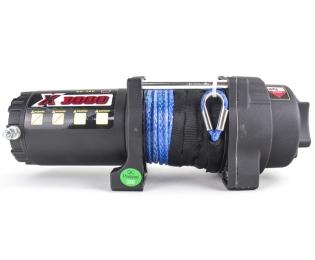 Лебедка Master Winch X3000S с синтетическим тросом