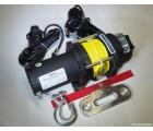 Лебедка СТОКРАТ QX 4.5 S с синтетическим тросом