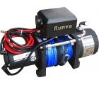 Лебёдка Runva EWX 5000 SR с синтетическим тросом