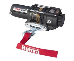 Лебёдка Runva EWP 2500 A SR с синтетическим тросом