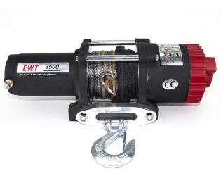 Лебёдка Runva EWT 3500 A SR с синтетическим тросом