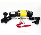 Лебедка СТОКРАТ QX 4.5 SL с синтетическим тросом