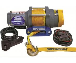 Лебедка Superwinch Terra 35 с синтетическим тросом