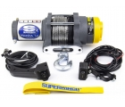 Лебедка Superwinch Terra 35 SR Electrolebedka Edition с синтетическим тросом
