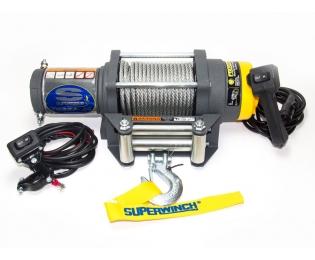 Лебедка электрическая для ATV Superwinch Terra 45