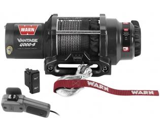 Лебедка WARN Vantage 4000-s