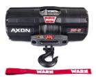 Лебедка WARN AXON 35-S с синтетическим тросом