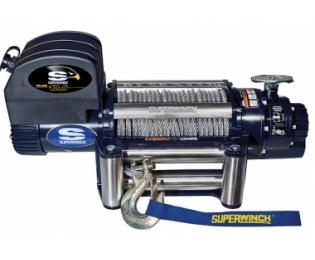 Автомобильная Электрическая Лебедка Superwinch Talon 12,5