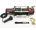 Лебедка 4REVO SRX 9500 c синтетическим тросом