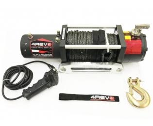 Лебедка 4REVO SRX Fast Speed 10000 с синтетическим тросом