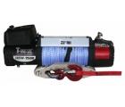 Лебедка T-MAX HEW-9500 X Power с синтетическим тросом