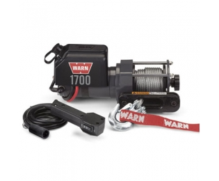 Лебедка WARN Works 1700 DC (Новая)