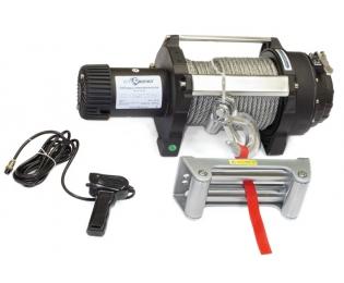 Лебедка электрическая индустриальная СТОКРАТ HD 18.5 WP24, 24В, 6.0 л.с.