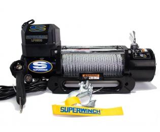 Автомобильная электрическая лебедка Superwinch LP-8500