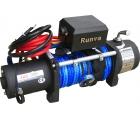 Лебёдка Runva EWX 8000 SR с синтетическим тросом