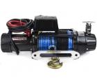 Лебёдка Runva EWB 9500-Q-SRAC влагозащищенная c синтетическим тросом и пневмороспуском 2 в 1