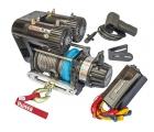 Лебёдка Runva EWS 10000 SR 2-х моторная с синтетическим тросом