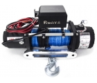 Лебёдка Runva EWX 6000 SR с синтетическим тросом