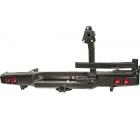 Бампер РИФ задний Toyota HILUX/VIGO 05+ с фаркопом, калиткой и фонарями