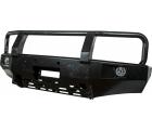 Бампер РИФ передний MAZDA BT50 с доп. фарами с кегурином