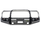 Бампер IRONMAN передний Protector Nissan Patrol Y61 04-