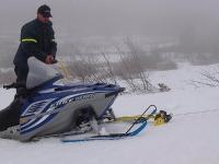 Выбор лебедки для снегохода