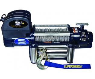 Лебедка Superwinch Talon 9.5 24В лебедка электрическая