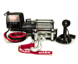 Лебедка WARN Works 3700 DC
