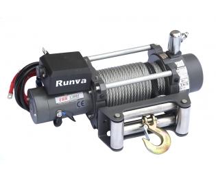 Лебёдка Runva EWN 15000 U AC 24V c пневмороспуском